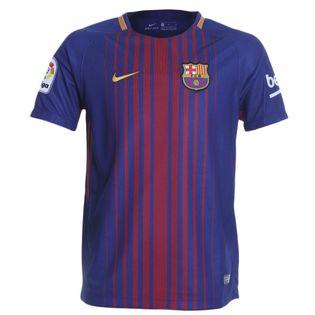 Camisa Nike Barcelona 2017/2018 I Torcedor Infantil