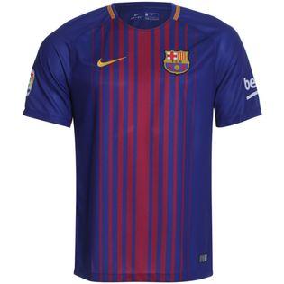 Camisa Nike Barcelona 2017/2018 I Torcedor