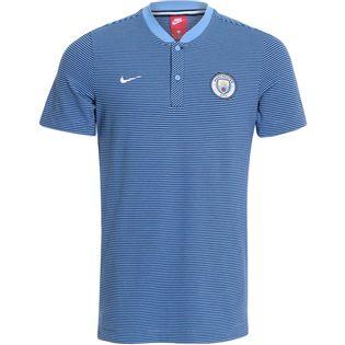 Camisa Polo Nike Manchester City 2017/2018 Modern