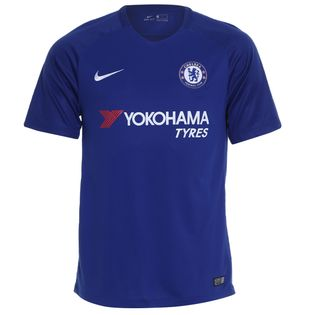 Camisa Nike Chelsea 2017/2018 Torcedor