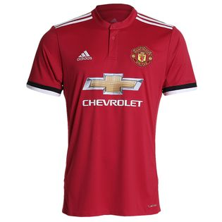 Camisa Adidas Manchester United I 2017/2018 Torcedor