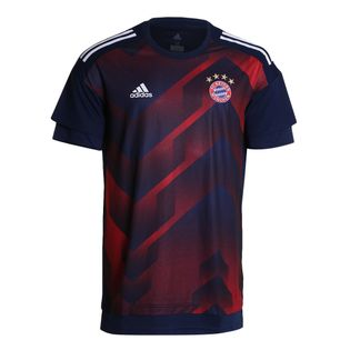 Camisa Adidas Bayern de Munique I 2017/2018 Treino