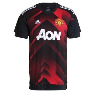 Camisa Adidas Manchester United I 2017/2018 Treino