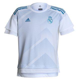Camisa Adidas Real Madrid 2017/2018 H Preshi Y Infantil