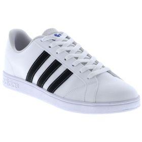 b8988d8d08c Tênis Adidas Advantage VS Branco Masculino