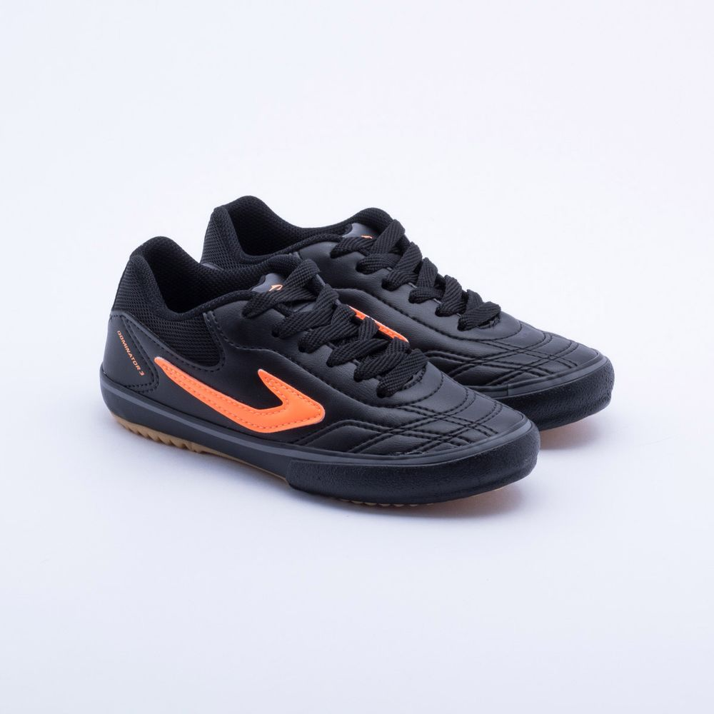 a06a6a256a Chuteira Futsal Topper Dominator III Jr Infantil. REF  351933-2001045471.  Previous