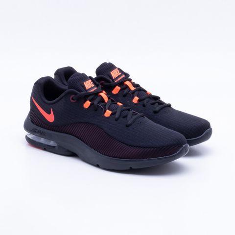 Tênis Nike Air Max Advantage 2 Preto Masculino Preto