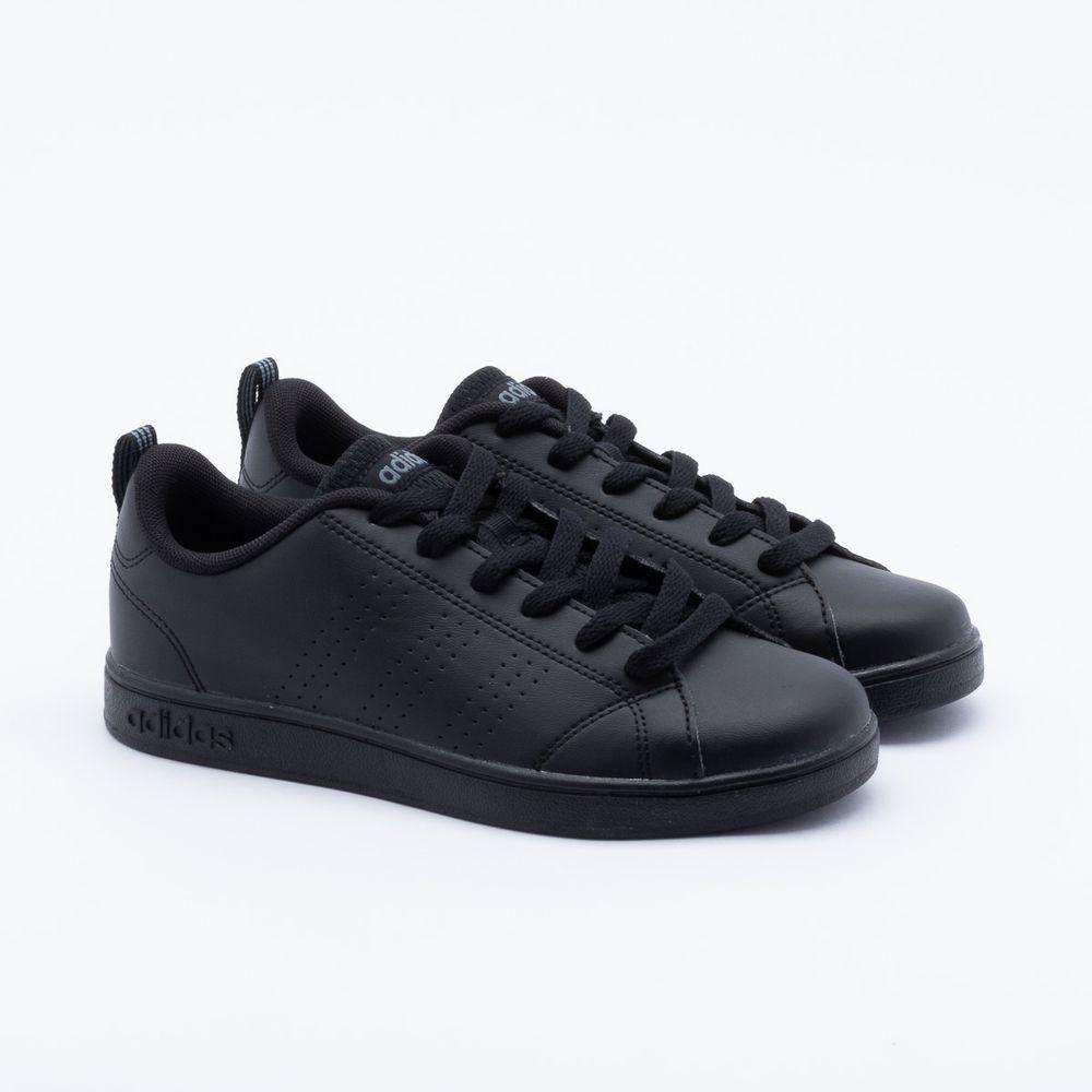 fc4a7f63b66 Tênis Adidas Advantage Clean Infantil Preto. REF  356289-2001058194.  Previous