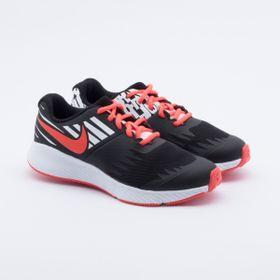Tênis Nike Infantil Star Runner Just do It Preto ee4c55c096f