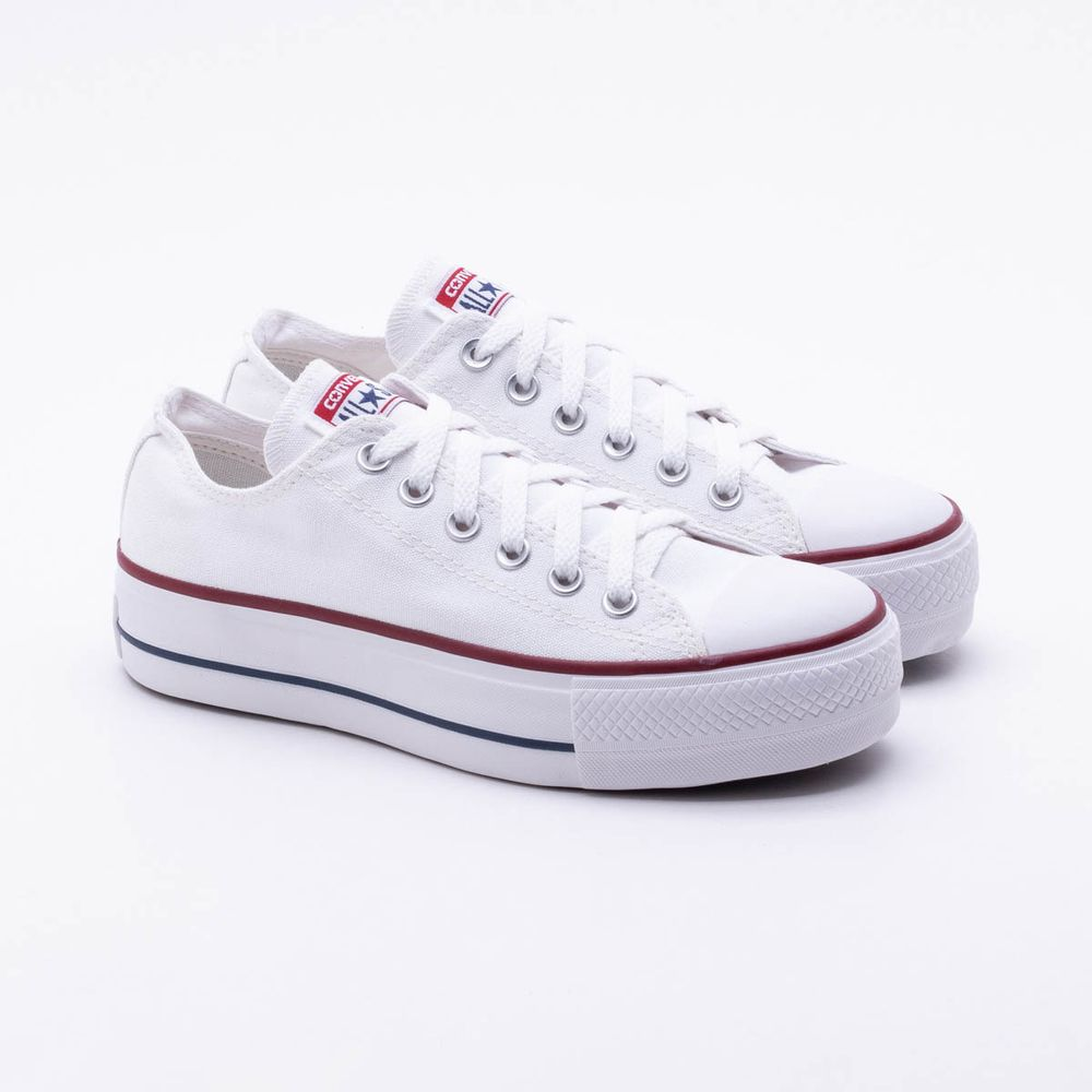 e76bb30a29b Tênis All Star Converse Flatform Branco Feminino. REF  356995-2001060675.  Previous