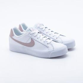 e43465bda6 Tênis Nike Court Royale Branco Feminino
