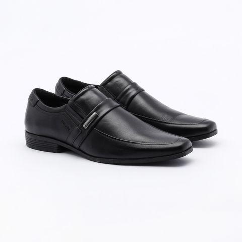 Sapato Social Ferracini Liverpool Plus BA Preto Masculino