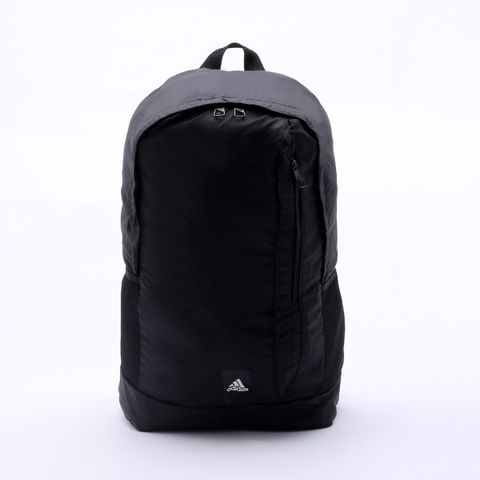 Mochila Adidas Packlabe Logo Preta - Ú...