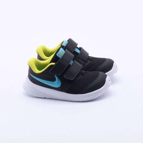Tênis Nike Star Runner 2 Preto Infanti...
