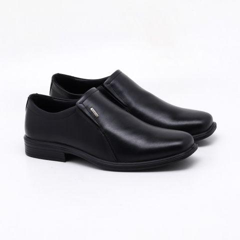 Sapato Social Pegada Tegether Preto Masculino