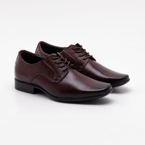 Sapato Social Pegada Parigi Pinhão Masculino