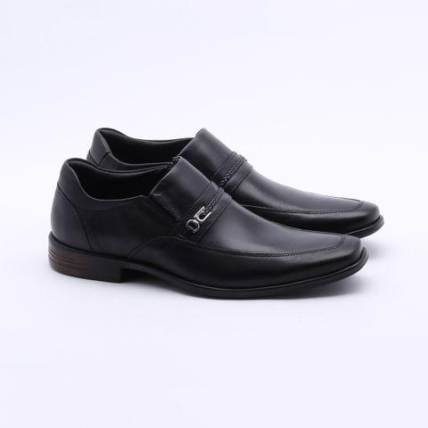 Sapato Social Ferracini Ian Preto Masculino