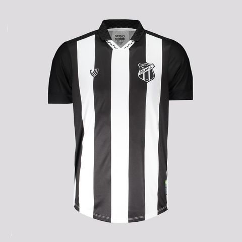 Camisa Vozão Ceará I 2021 Sem Número P...