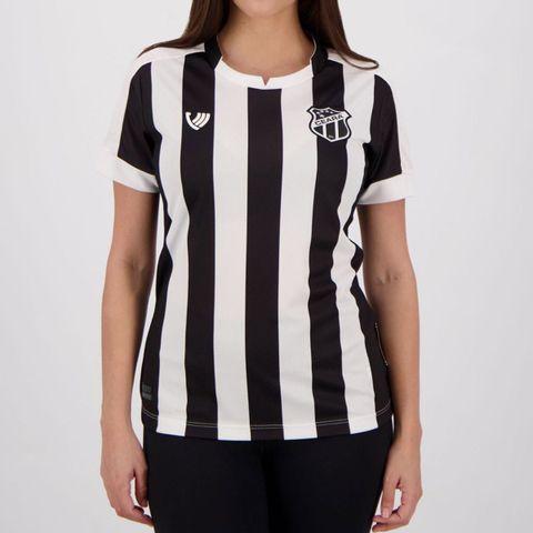 Camisa Vozão Ceará I 2020 Número 10 Pr...